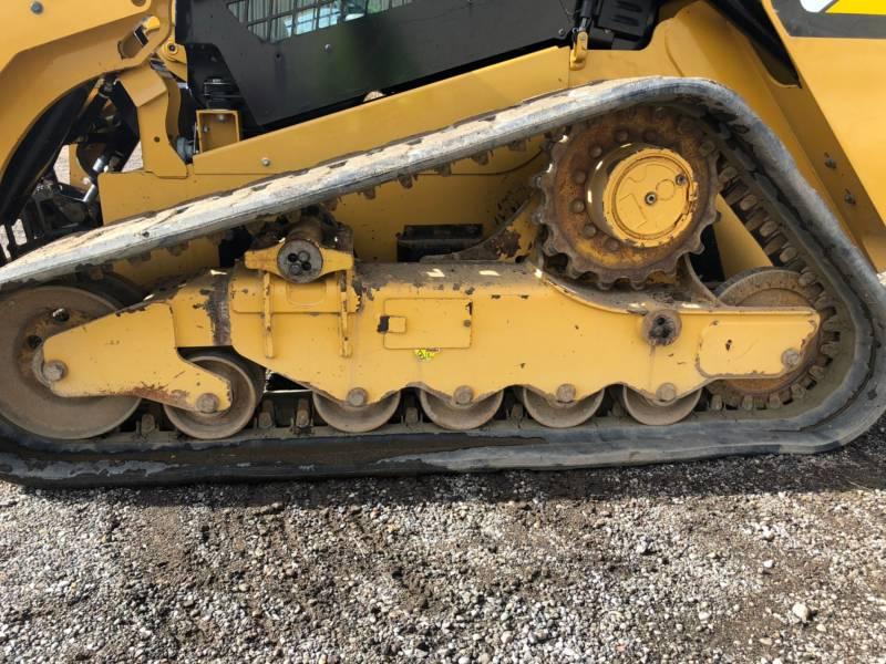 CATERPILLAR CARGADORES MULTITERRENO 289 D equipment  photo 15