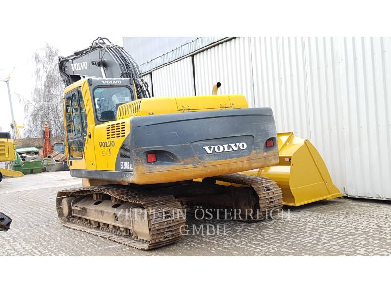 VOLVO ESCAVATORI CINGOLATI EC210BNLC equipment  photo 21