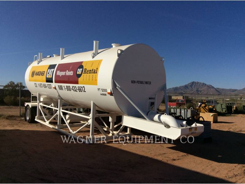 MEGA VAGONES DE AGUA 12,000 TWR equipment  photo 1