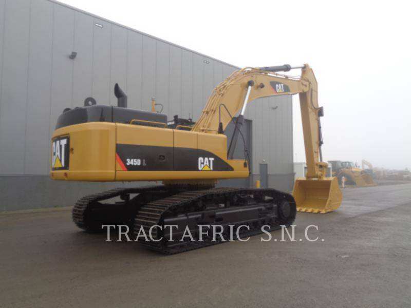 CATERPILLAR PELLE MINIERE EN BUTTE 345 DL equipment  photo 1