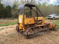 Equipment photo DEERE & CO. DER 450C KETTENDOZER 1