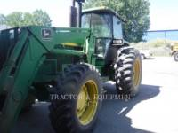 Equipment photo JOHN DEERE 4555 LANDWIRTSCHAFTSTRAKTOREN 1