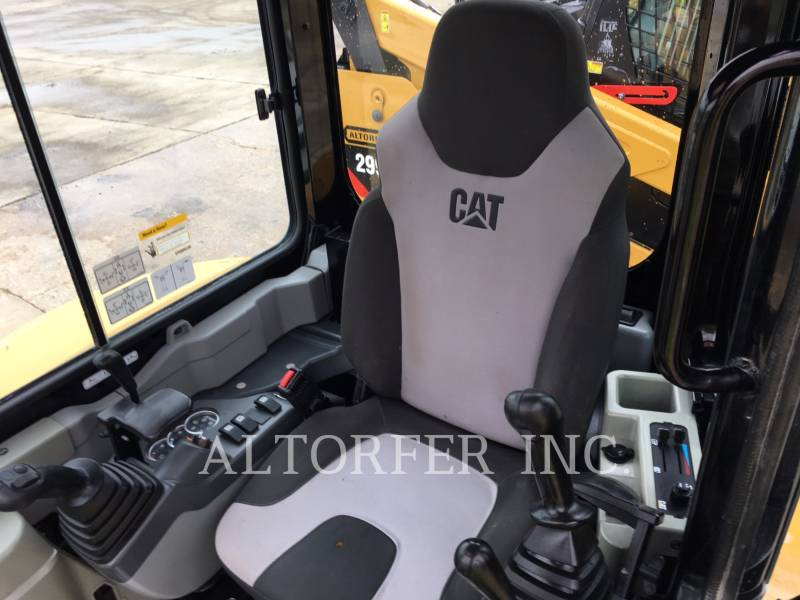 CATERPILLAR ESCAVATORI CINGOLATI 303.5DCR equipment  photo 8