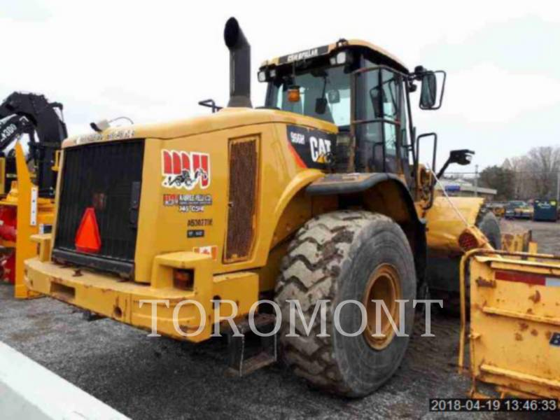 CATERPILLAR WHEEL LOADERS/INTEGRATED TOOLCARRIERS 966H equipment  photo 4
