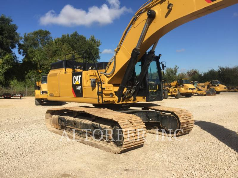 Caterpillar EXCAVATOARE PE ŞENILE 349FL equipment  photo 4