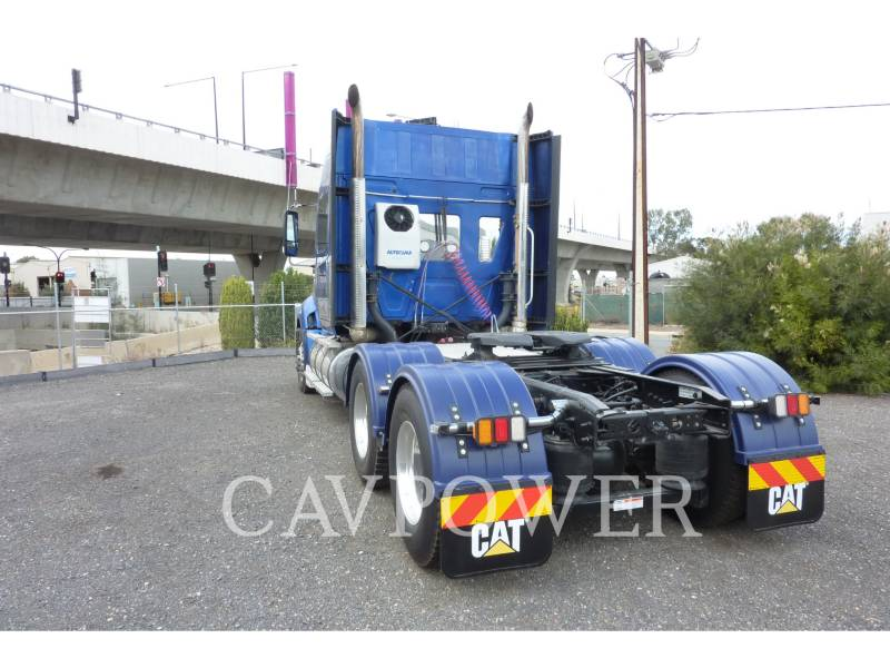 CATERPILLAR CAMIONES DE CARRETER CT630LS equipment  photo 5