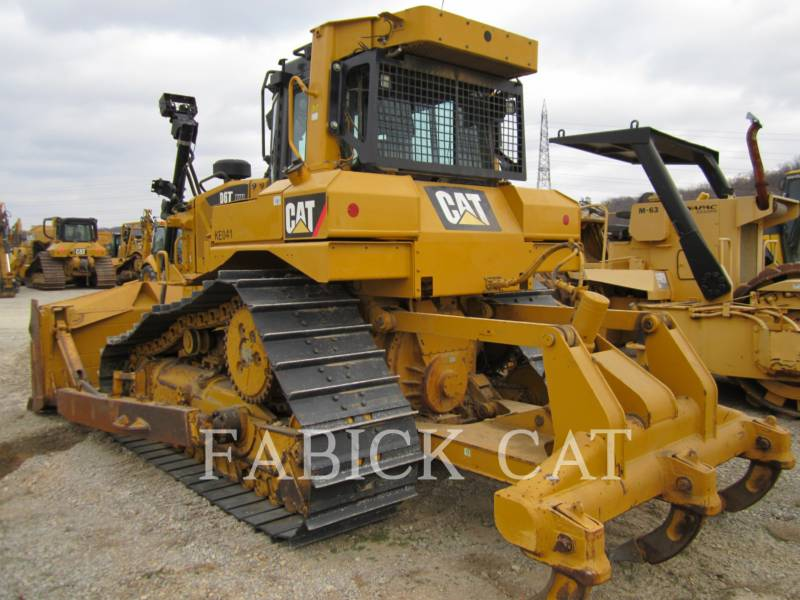 CATERPILLAR TRACTEURS SUR CHAINES D6T XW ARO equipment  photo 4