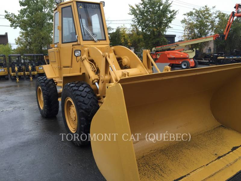 CATERPILLAR CARGADORES DE RUEDAS 920 equipment  photo 3
