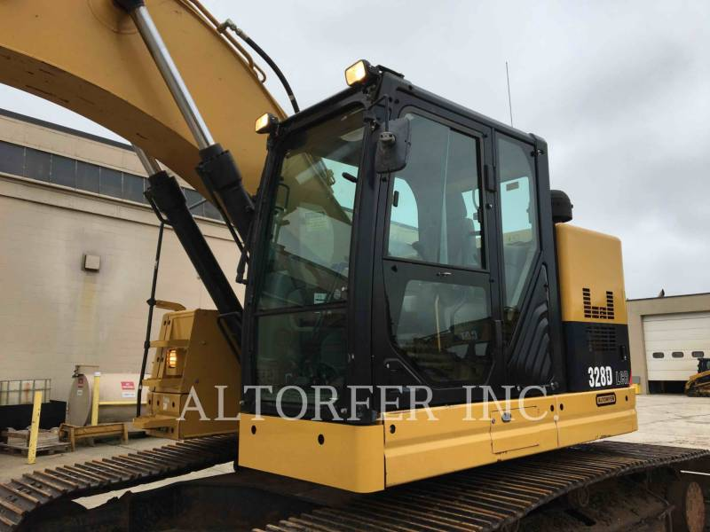 CATERPILLAR KETTEN-HYDRAULIKBAGGER 328DLCR equipment  photo 5