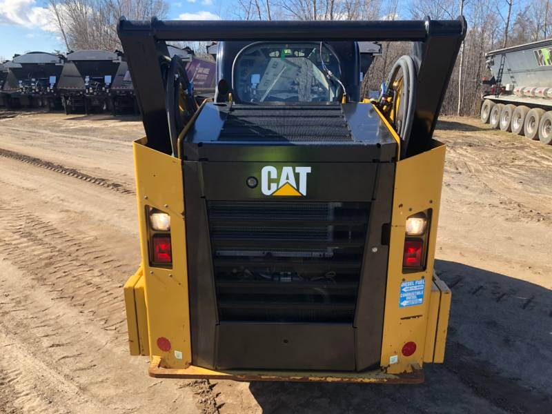 CATERPILLAR SKID STEER LOADERS 262D equipment  photo 12