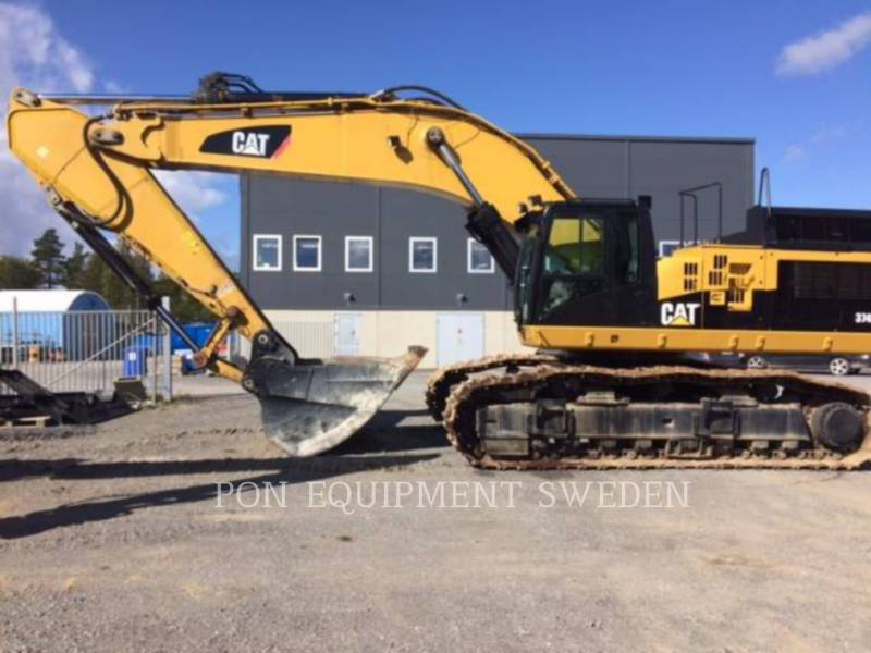 CATERPILLAR EXCAVADORAS DE CADENAS 374 DL equipment  photo 2