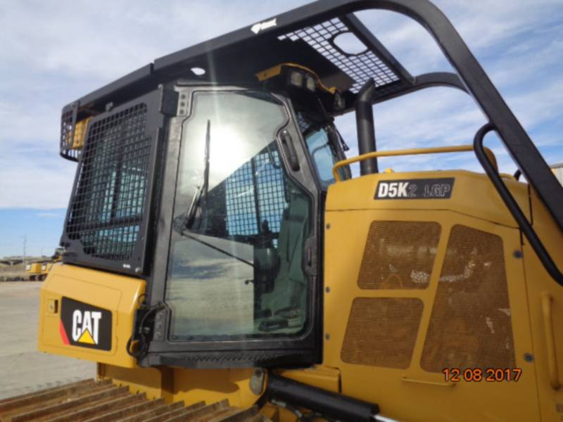 CATERPILLAR TRACTEURS SUR CHAINES D5K2LGP equipment  photo 17