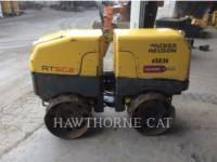 Equipment photo WACKER CORPORATION RT82-SC X COMPACTORS 1