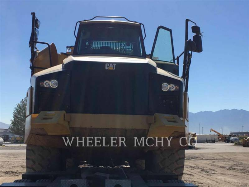 CATERPILLAR ARTICULATED TRUCKS WT 740 equipment  photo 7