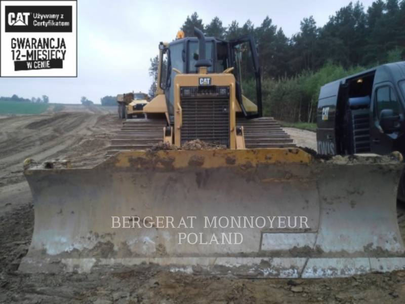 CATERPILLAR KETTENDOZER D 6 N LGP equipment  photo 1