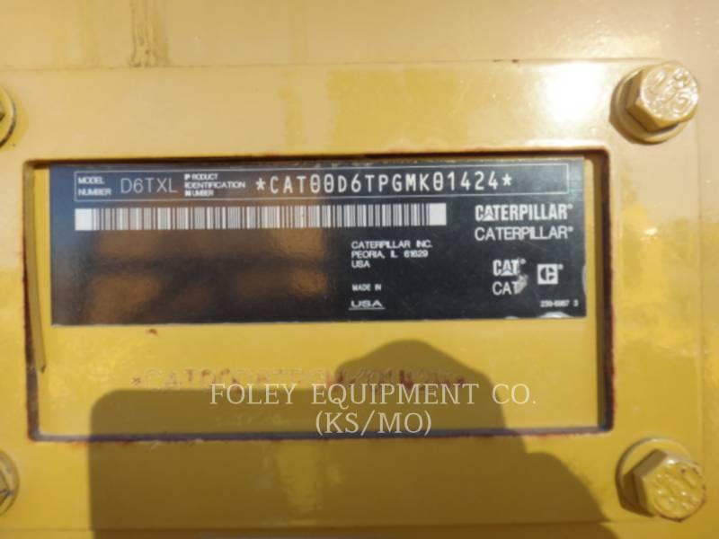 CATERPILLAR TRACTORES DE CADENAS D6TXLSUA equipment  photo 6