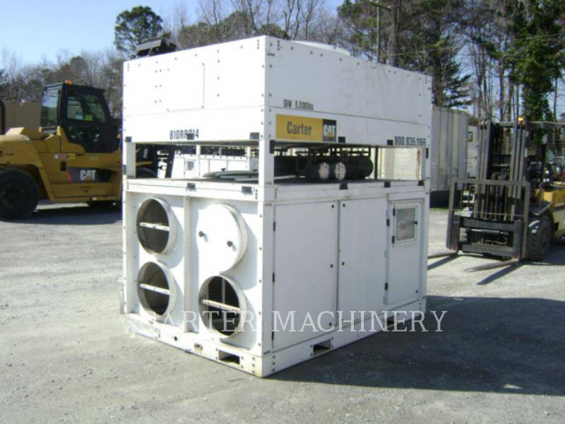 OHIO CAT MANUFACTURING 温度コントロール AC 30TON equipment  photo 4