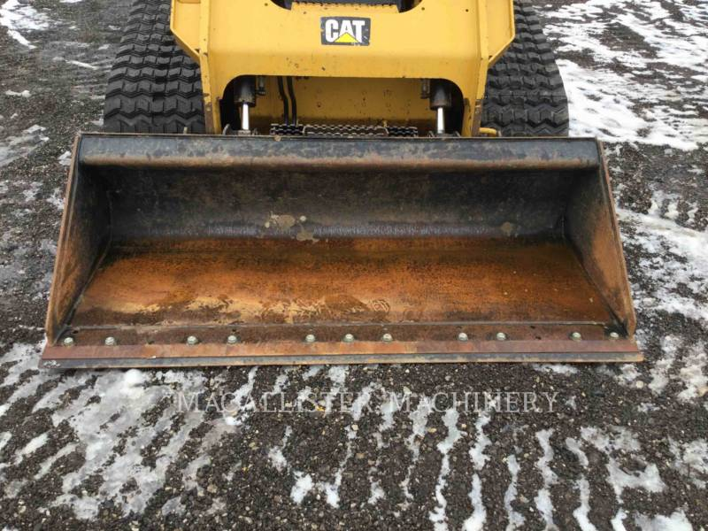 CATERPILLAR CARGADORES MULTITERRENO 289D equipment  photo 6