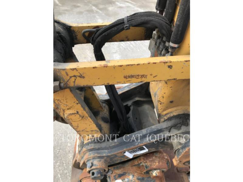 CATERPILLAR TRACK EXCAVATORS 308ECRSB equipment  photo 9