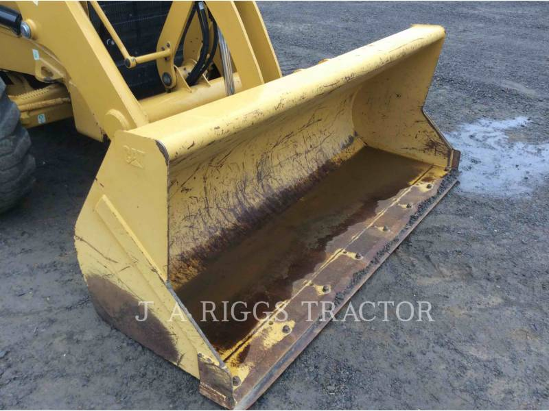 CATERPILLAR BACKHOE LOADERS 420F 4H equipment  photo 12