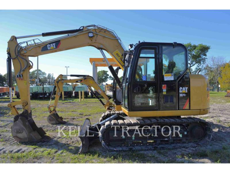 CATERPILLAR PELLES SUR CHAINES 307E2 equipment  photo 3