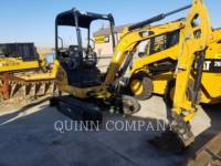 CATERPILLAR TRACK EXCAVATORS 301.7 equipment  photo 2