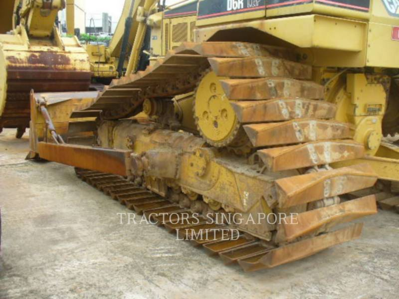 CATERPILLAR TRACTEURS SUR CHAINES D6RIIILGP equipment  photo 10