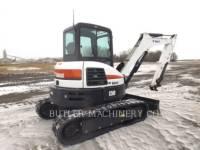 BOBCAT TRACK EXCAVATORS E50 equipment  photo 4