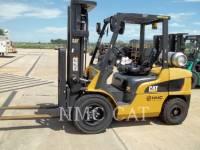 Equipment photo CATERPILLAR LIFT TRUCKS 2P7000_MC EMPILHADEIRAS 1