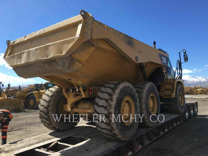 CATERPILLAR ARTICULATED TRUCKS 730 TG equipment  photo 7