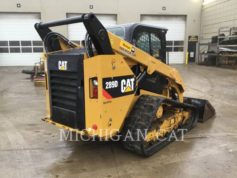 Caterpillar ÎNCĂRCĂTOARE PENTRU TEREN ACCIDENTAT 289D A2Q equipment  photo 3