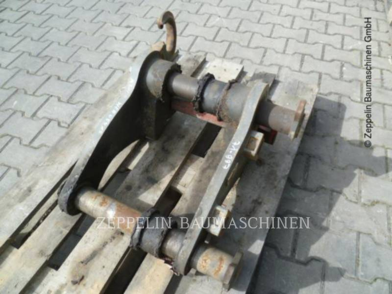 OTHER  BACKHOE WORK TOOL Schnellwechsler SMP equipment  photo 3