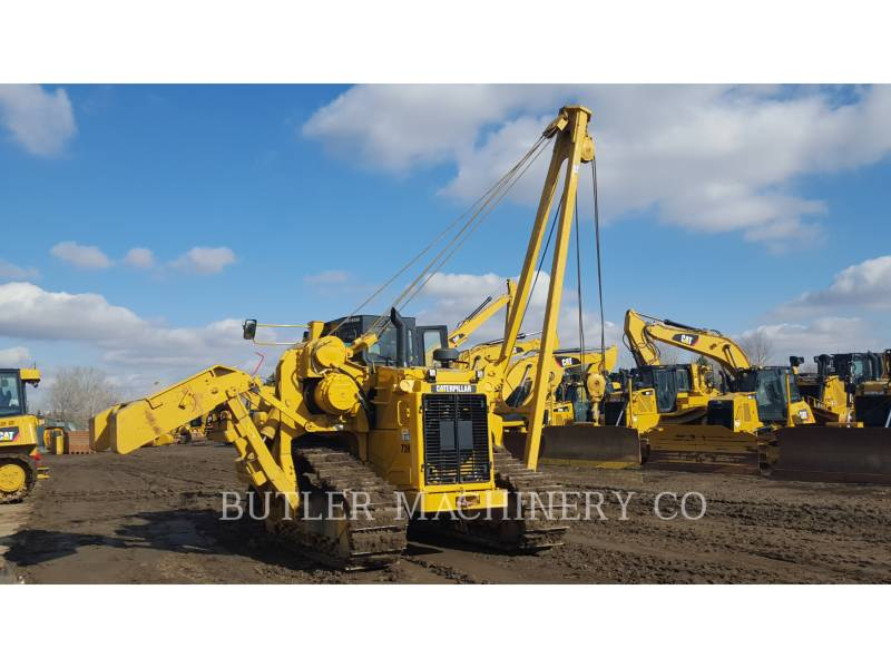CATERPILLAR TRACTEURS POSE-CANALISATIONS 72H equipment  photo 2