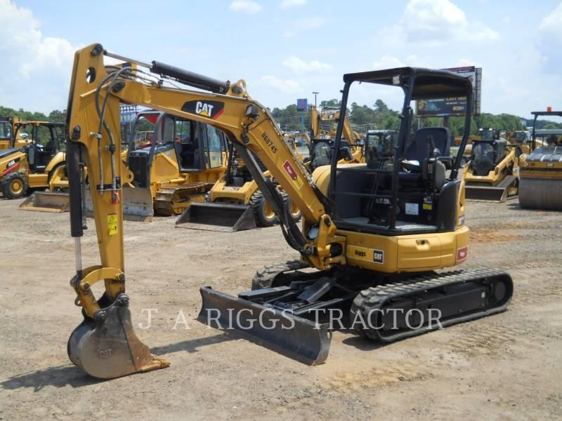 CATERPILLAR TRACK EXCAVATORS 303.5E2CR equipment  photo 1