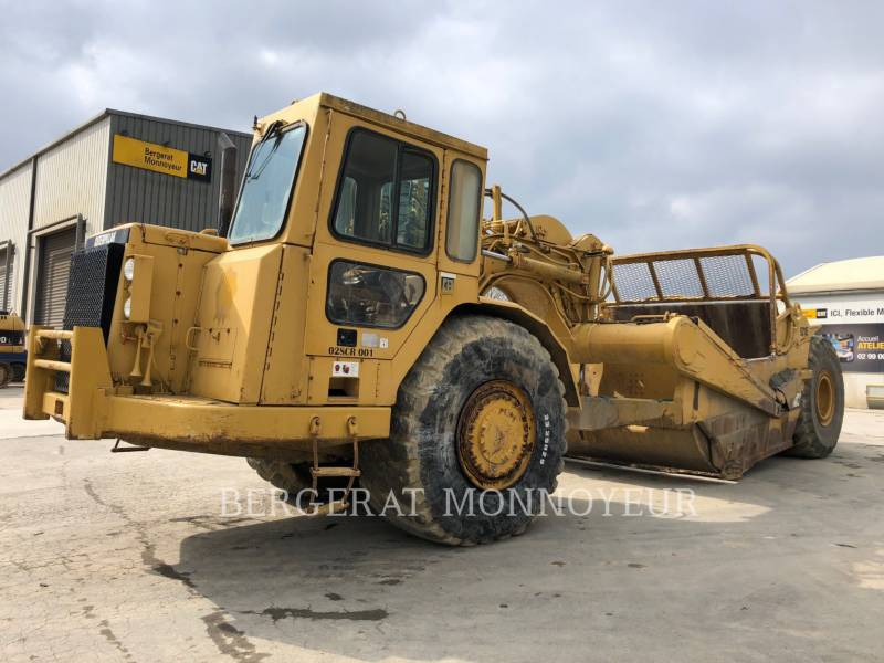 CATERPILLAR SCRAPER PER TRATTORI GOMMATI 621E equipment  photo 1