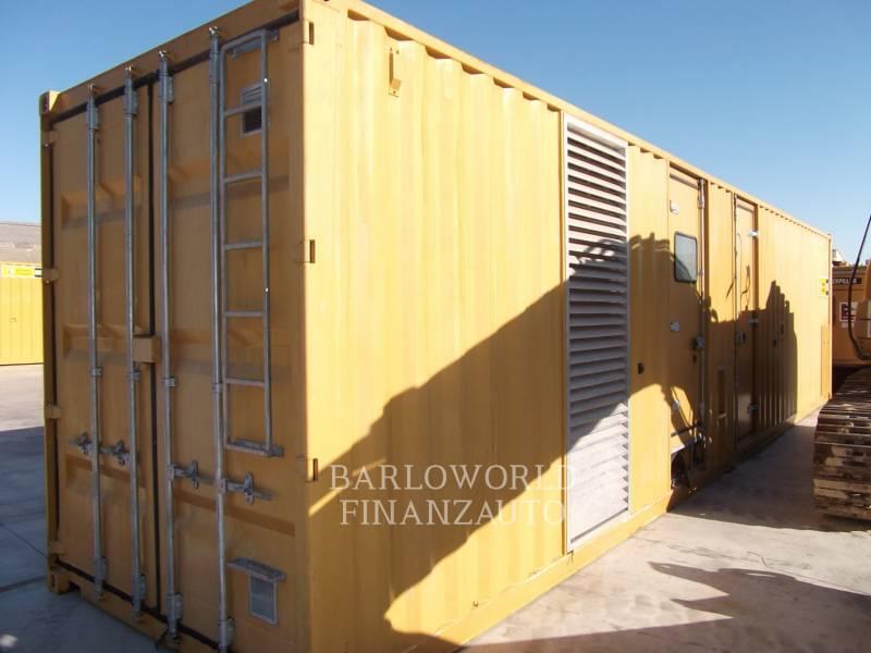 CATERPILLAR STROMERZEUGER (OBS) 3512B equipment  photo 7