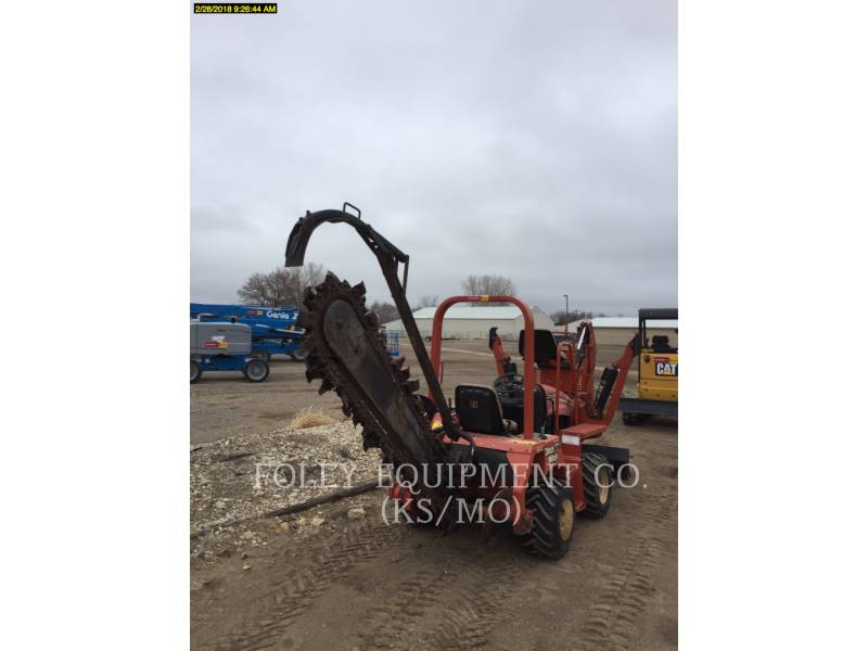 DITCH WITCH (CHARLES MACHINE WORKS) GRABENFRÄSEN RT45 equipment  photo 4