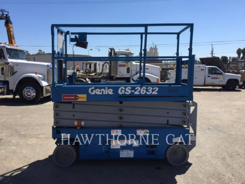 GENIE INDUSTRIES LIFT - SCISSOR 2632GS equipment  photo 2