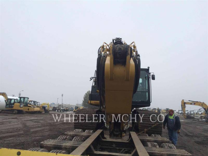 CATERPILLAR PELLES SUR CHAINES 336E L CFM equipment  photo 8