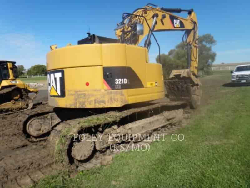 Caterpillar EXCAVATOARE PE ŞENILE 321DLCR equipment  photo 3