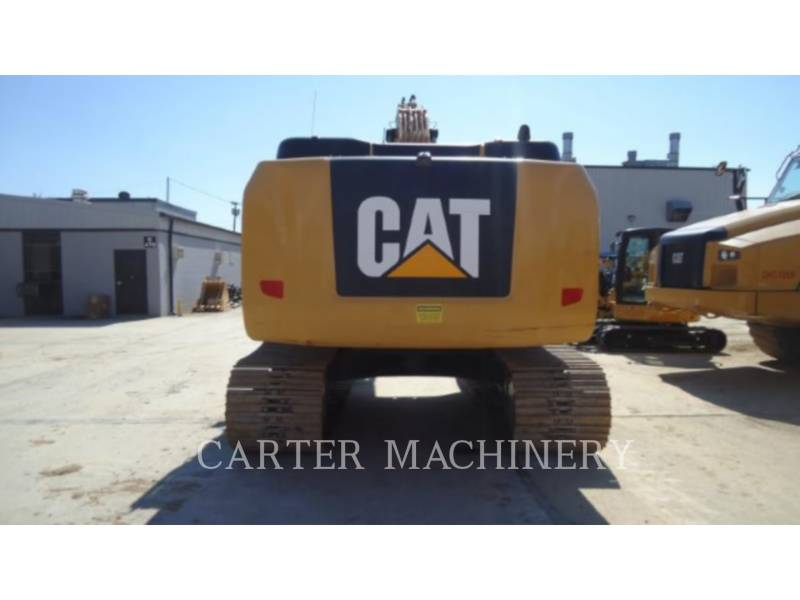 CATERPILLAR ESCAVATORI CINGOLATI 323 F L equipment  photo 8