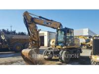 CATERPILLAR WHEEL EXCAVATORS M313D equipment  photo 3