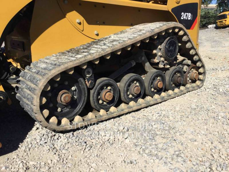 CATERPILLAR CARGADORES MULTITERRENO 247B3 equipment  photo 16