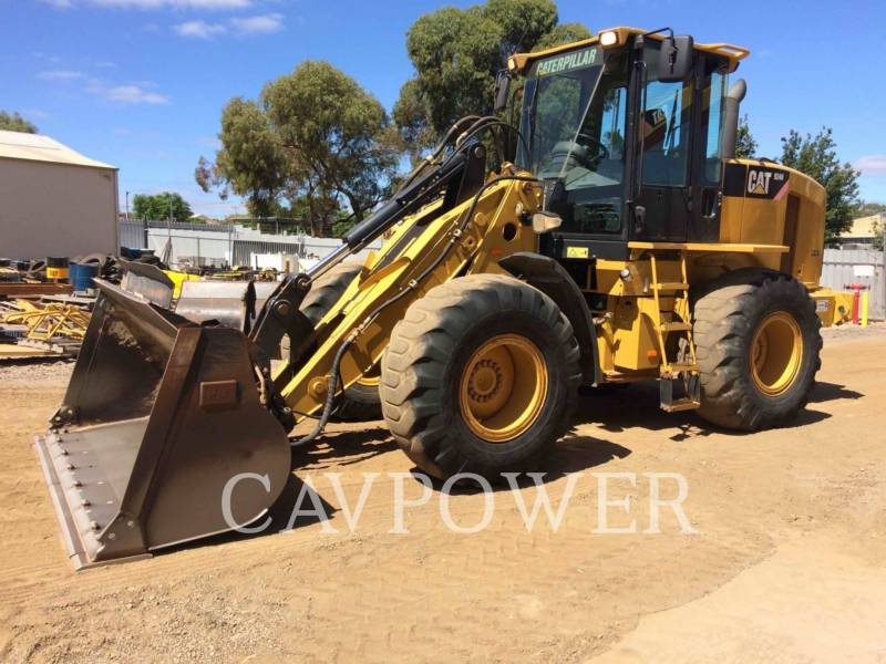 CATERPILLAR WHEEL LOADERS/INTEGRATED TOOLCARRIERS 924 H equipment  photo 1