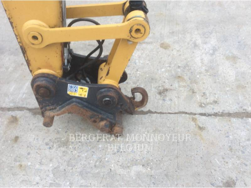 CATERPILLAR EXCAVADORAS DE CADENAS 308 E2 CR SB equipment  photo 10