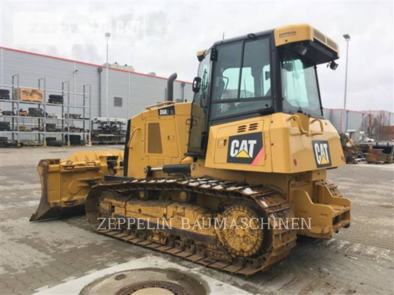 CATERPILLAR CIĄGNIKI GĄSIENICOWE D6KXLP equipment  photo 4