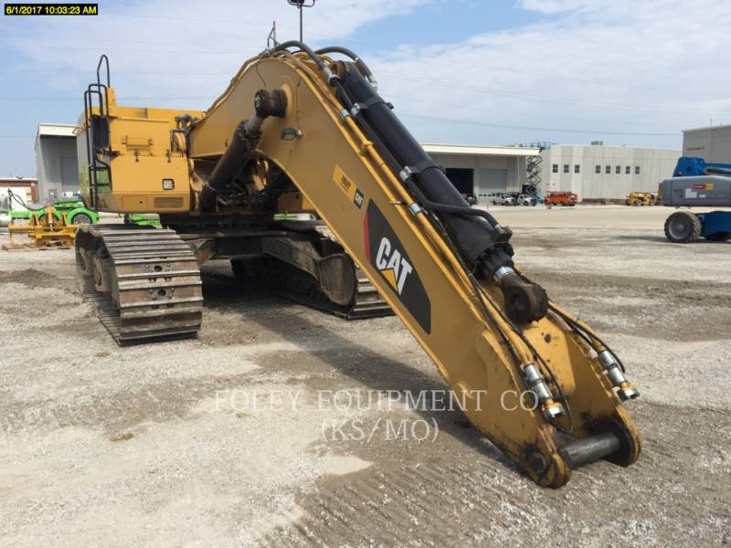 CATERPILLAR TRACK EXCAVATORS 374DL13 equipment  photo 3