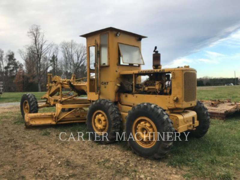 CATERPILLAR MOTOR GRADERS 12E equipment  photo 2