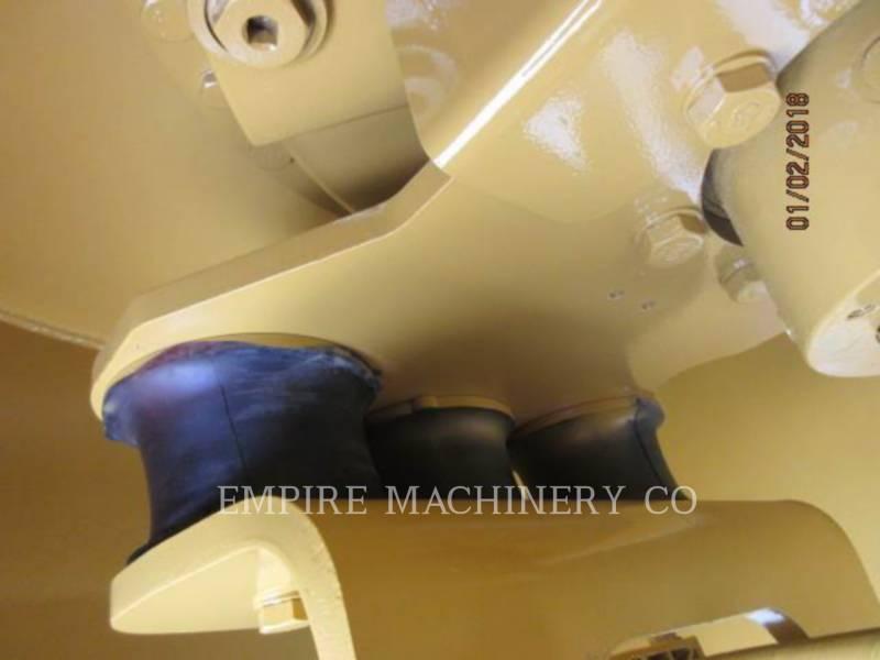 CATERPILLAR VIBRATORY SINGLE DRUM PAD CS533E equipment  photo 14