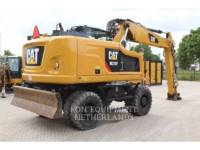 CATERPILLAR PELLES SUR PNEUS M 318 F equipment  photo 4